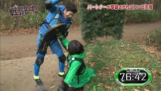 尾上松也が『戦闘中』で狡猾プレーを連続し炎上状態に「卑怯すぎワラタ」「ほんと嫌だ」