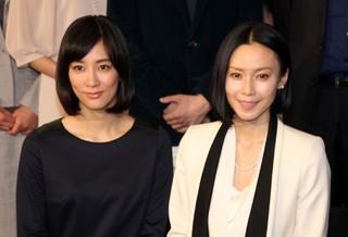 [ゴーストライター]初回視聴率10.5% 中谷美紀13年ぶり主演連続ドラマ | マイナビニュース