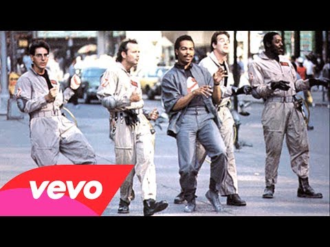 Ray Parker, Jr. - Ghostbusters - YouTube