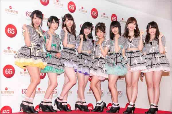 紅白歌合戦でのAKB48の衣装事情 1人あたり1万円でやりくり? | ガールズちゃんねる - G