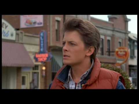 Back To The Future Part 1: The Power Of Love - YouTube