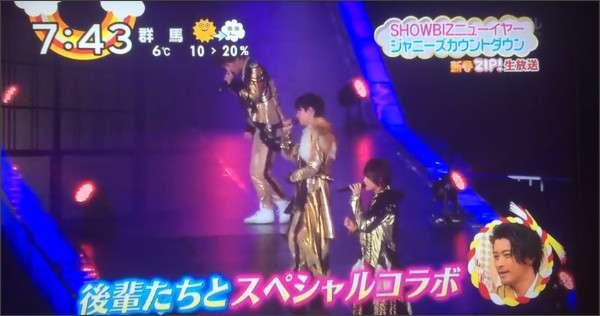 「あんな冷え切った会場初めて見た」ジャニーズカウントダウンが完全に近藤真彦35周年記念ライブに…。