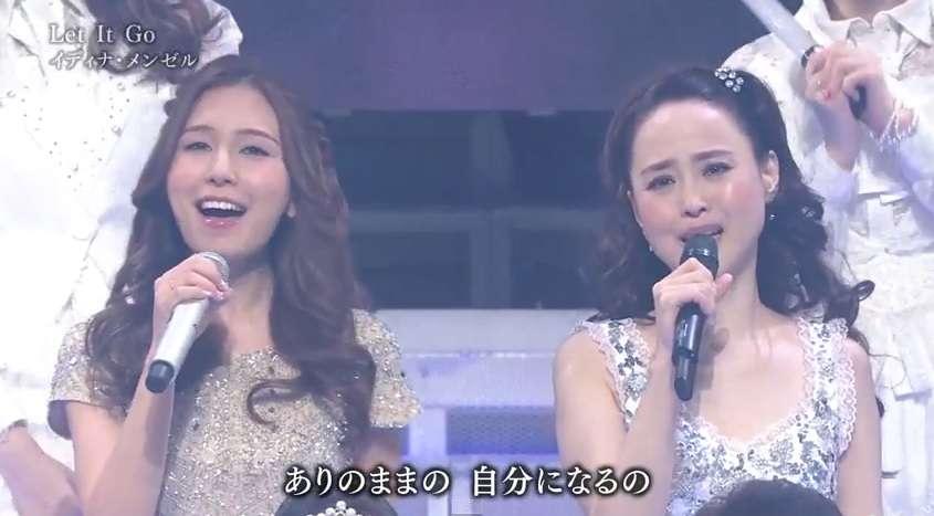 松田聖子&神田沙也加、紅白で涙の共演