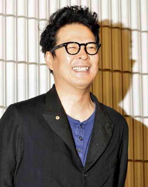 田中哲司、幸せ結婚会見!仲間由紀恵は「僕にはもったいない人」