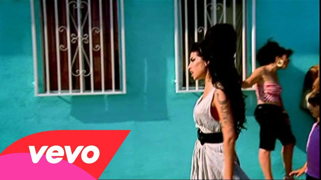 Amy Winehouse - Tears Dry On Their Own - YouTube