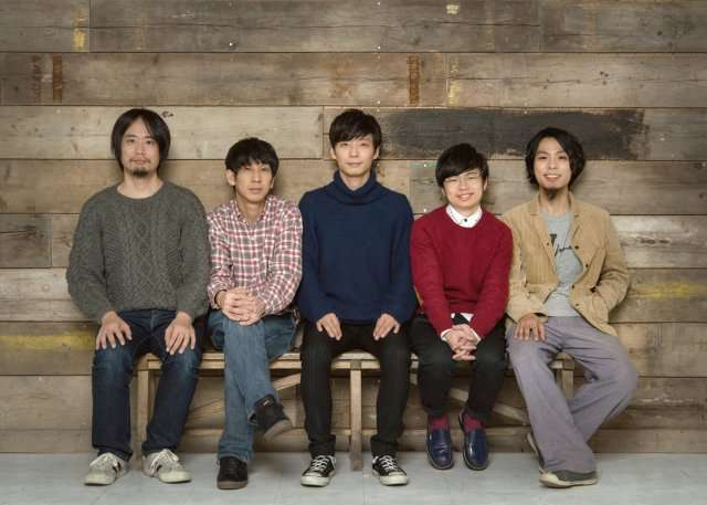 SAKEROCK、5人でラストアルバム「SAYONARA」6月に解散 - 音楽ナタリー