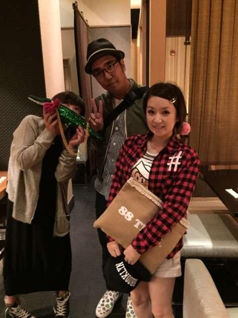 千秋、城田優と佐藤健が2人で歌う写真を公開