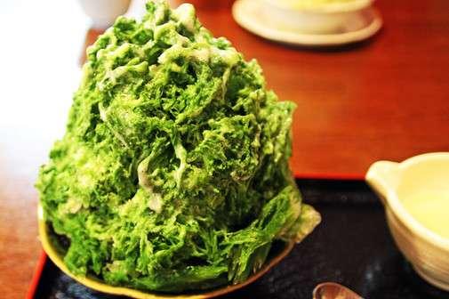 上熊谷 9月末まで「雪くま」専門店になった 「慈げん(熊谷市)」: Park and Meal