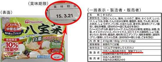 日本ハムが冷蔵食品を加熱処理せずに出荷!3万3000個の商品を自主回収へ