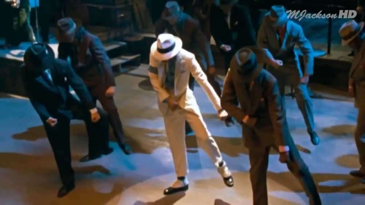 Michael Jackson Smooth Criminal ~ Moonwalker Version Bluray] - YouTube