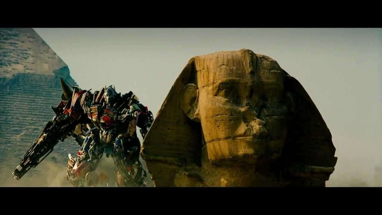 Transformers 2 ( Linkin Park - New Divide ) [HD] - YouTube