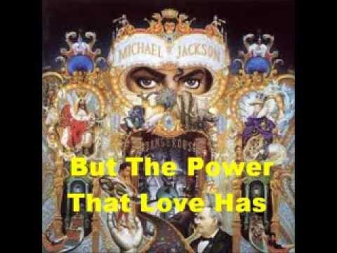 Keep The Faith - Michael Jackson (Lyrics) - YouTube