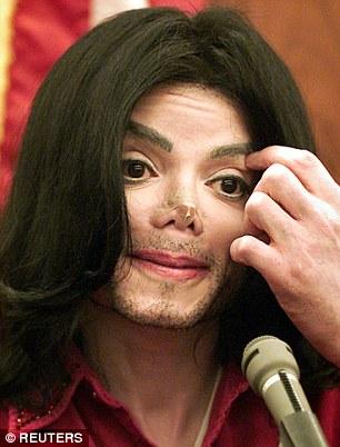 もしもマイケル・ジャクソンが幾度と整形せずに年を取っていたら現在こうなっていただろうという画像