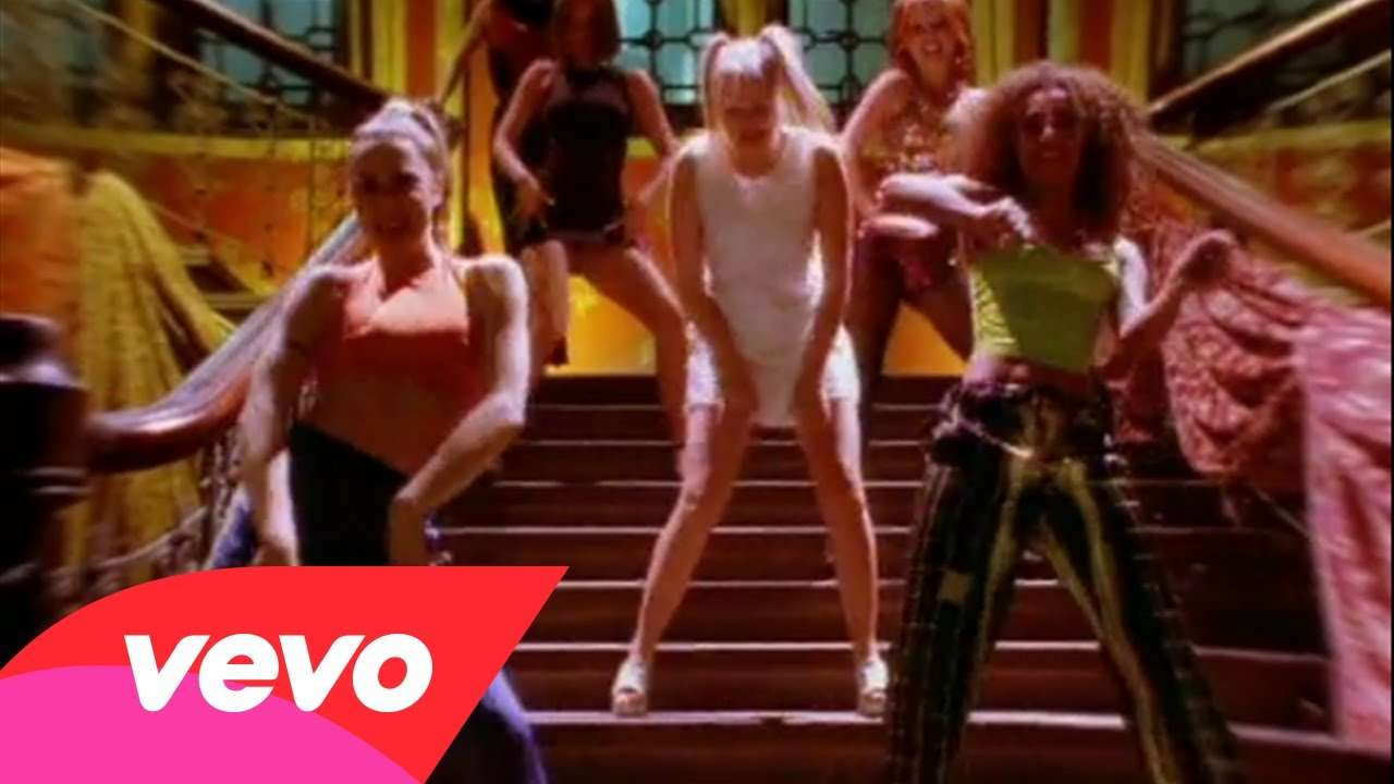 Spice Girls - Wannabe - YouTube
