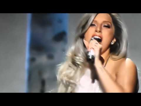 Lady Gaga - The Sound of Music Tribute at Oscars 2015 87th Academy Awards Full Video - YouTube