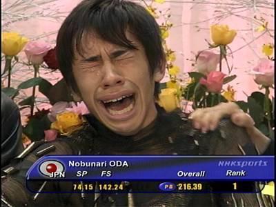 織田信成 泣きキャラで「正直だいぶ稼ぎました」