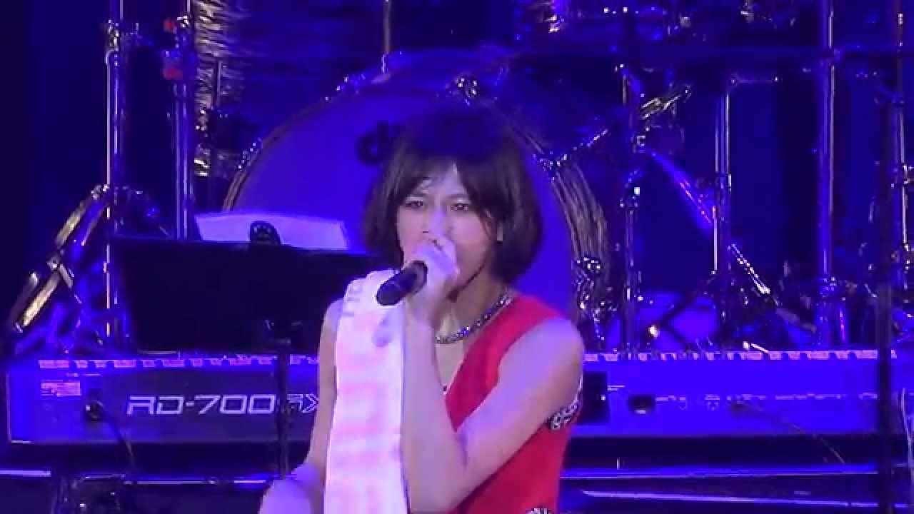 西内まりや 2014.12.28 RISING福島復興支援コンサート - YouTube