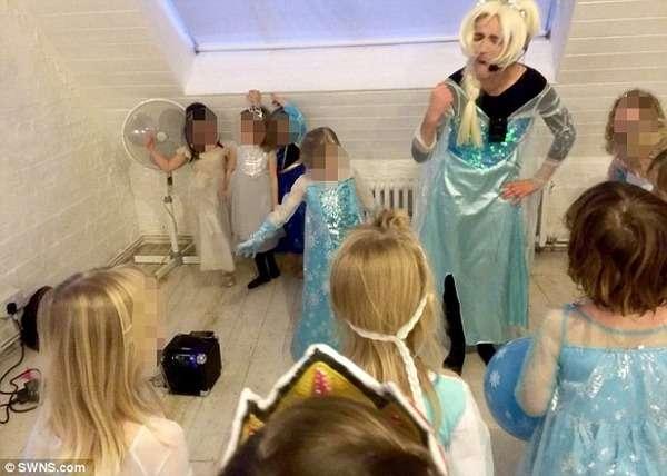 5歳娘のパーティに「アナ雪エルサ」を呼んだ結果、会場が凍りつく大惨事!母親大激怒|面白ニュース 秒刊SUNDAY