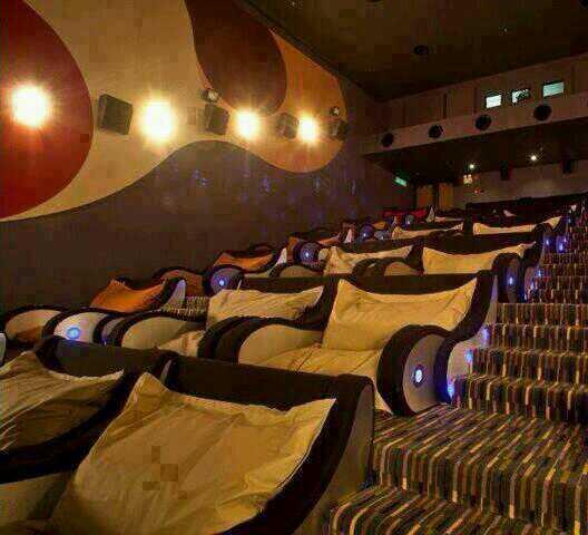 映画館で寝てしまう方いますか?