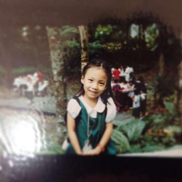 ざわちんの幼稚園時代に「小さい頃から美人」の声