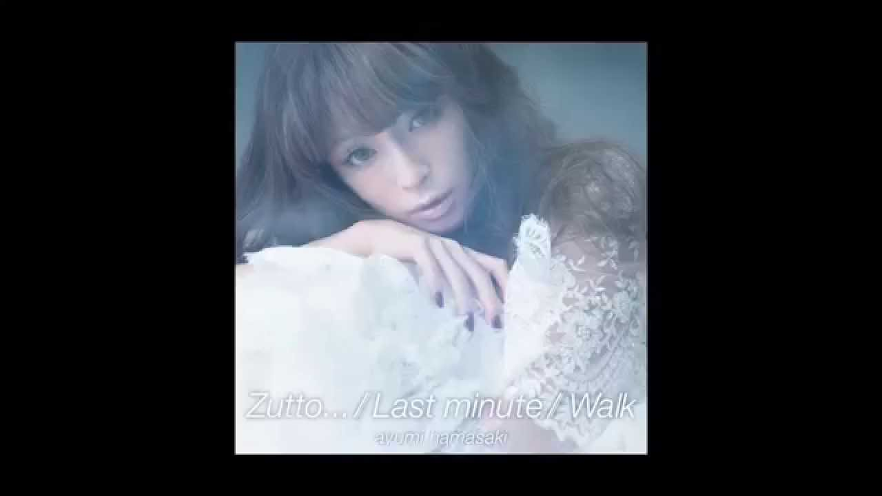 浜崎あゆみ / Last minute - YouTube