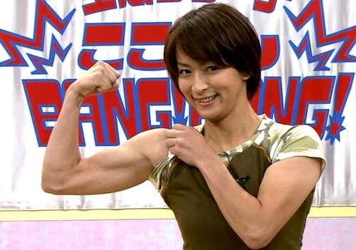 水野裕子さんがとてもイケメンになってると話題に