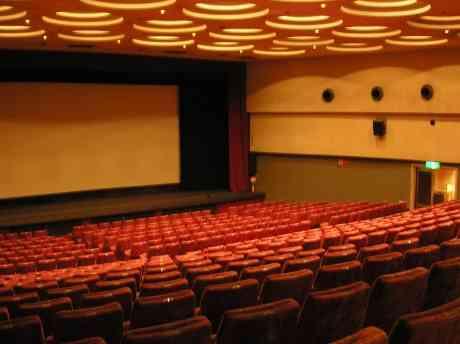 映画館あるある