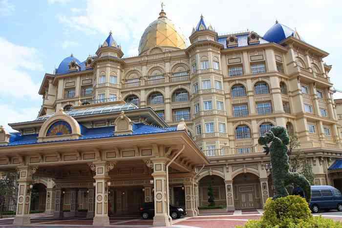 ディズニーのオフィシャルホテル