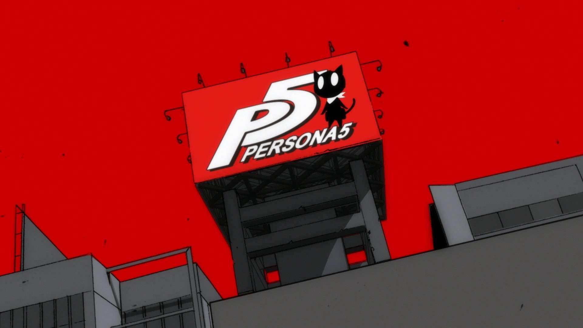 ペルソナ5 PV#01 - YouTube