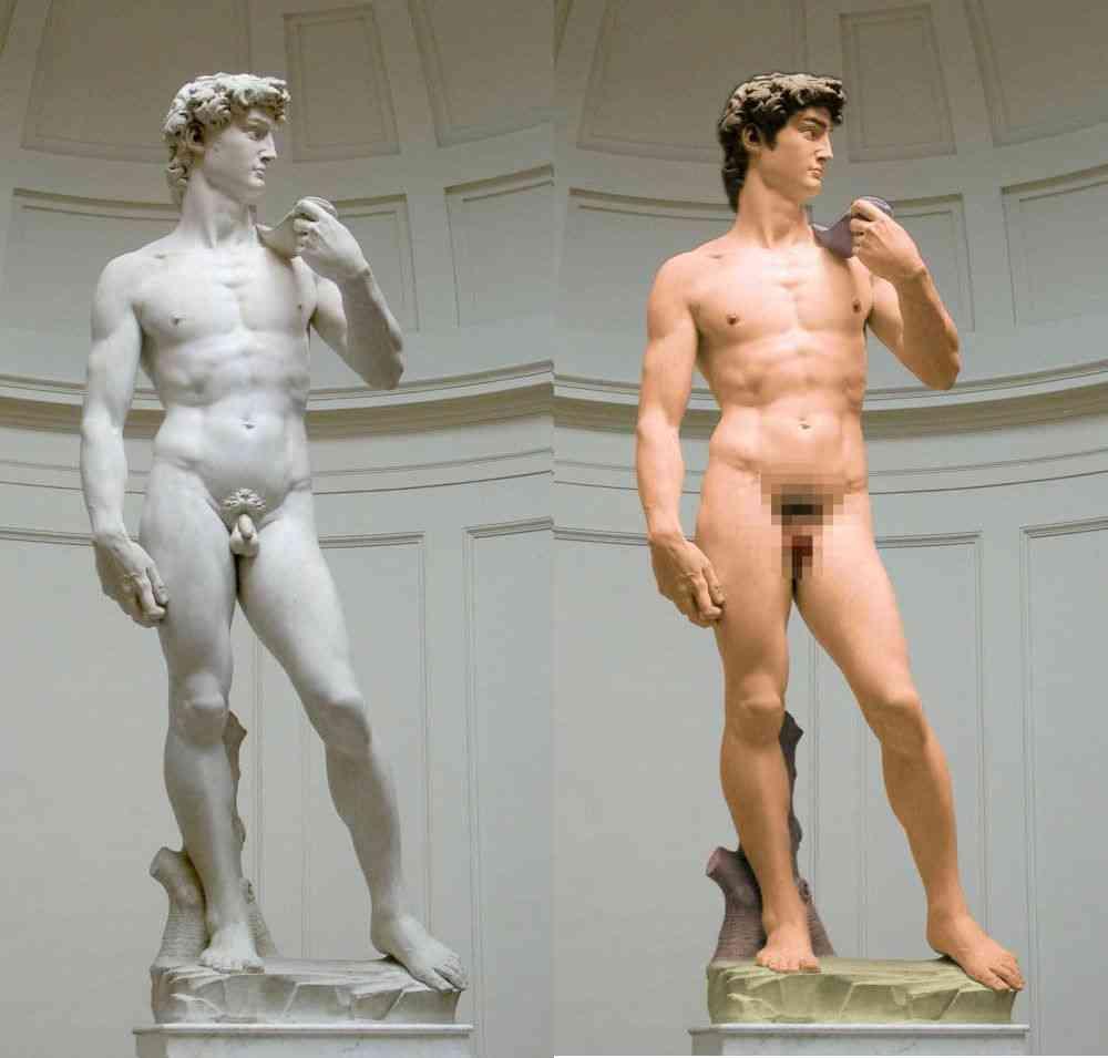 【下ネタ注意】リチャード・ギア元恋人のビキニ写真に全米騒然。「男性器がついている」!?