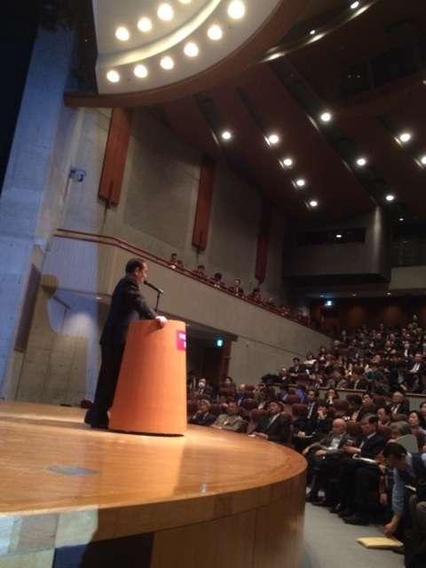 北川正恭先生 最後の講義 秋吉久美子オフィシャルブログ Powered by Ameba