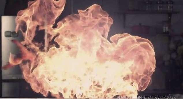 ドコモが動画「3秒クッキング 爆速エビフライ」を公開www