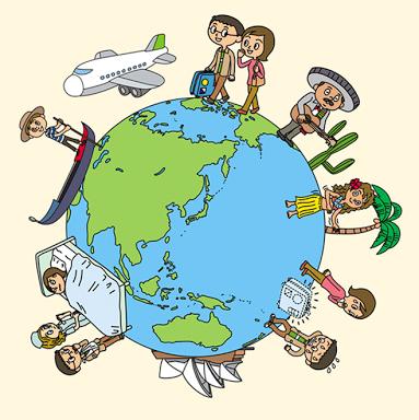 海外旅行保険、入りますか?