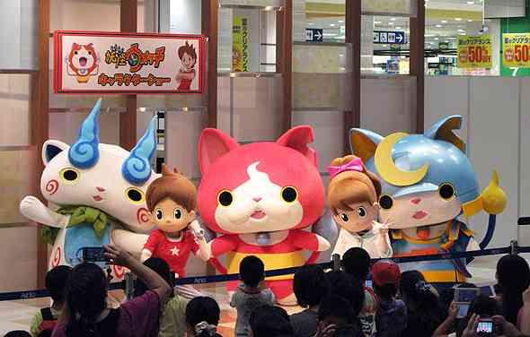 東京ドームで妖怪ウォッチ祭り、2000組8000人の完全招待制で開催。