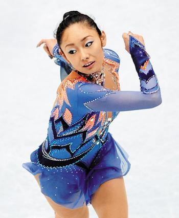 在日認定失敗w フィギュアの女王 安藤美姫 「わたしは在日朝鮮人ではありません!」:Birth of Blues