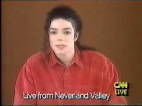 Michael Jackson 1993 statement Video