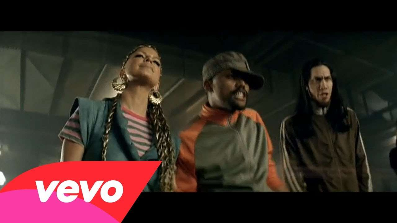 The Black Eyed Peas - Pump It - YouTube