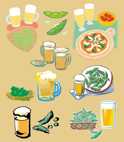 簡単に作れるおつまみレシピ