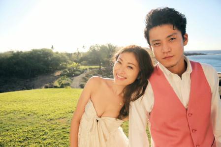 山田優が弟・山田親太朗と「アートな変顔ツーショット」写真を披露