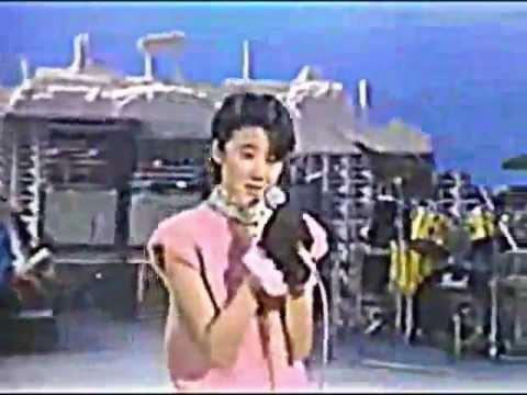 原田知世 / 天国にいちばん近い島 (映画シーン挿入編) - YouTube - YouTube