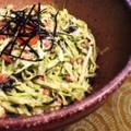 キャベツと納豆の和風おつまみサラダ by ともももももえ [クックパッド] 簡単おいしいみんなのレシピが197万品