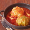 1/4カットで!簡単まん丸ロールキャベツ by emyo [クックパッド] 簡単おいしいみんなのレシピが197万品