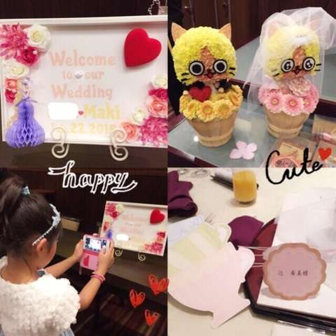 happy wedding☆*:.。. o(≧▽≦)o .。.:*☆|辻希美オフィシャルブログ「のんピース」powered by Ameba
