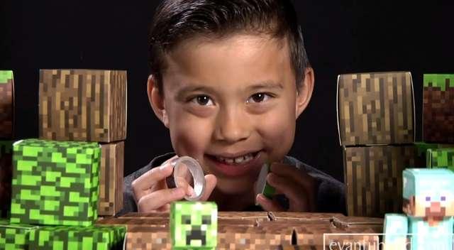 【アメリカ】9歳の少年がYouTube広告費で1億円以上を稼ぐ
