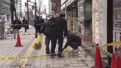 札幌でビルから看板落下、直撃の女性重体|ニュース&エンタメ情報『Yomerumo』