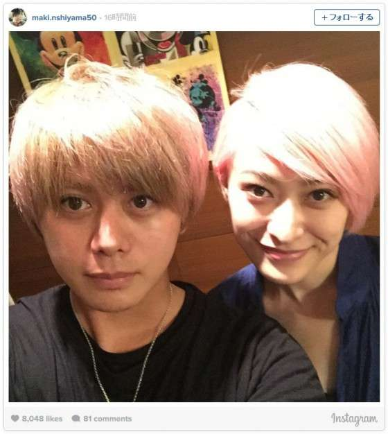山田優&親太朗のツーショットが「双子みたい」と話題