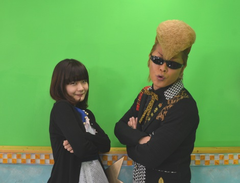 吉澤嘉代子新曲に綾小路翔が不良役で参加 直筆手紙で依頼(ORICON STYLE)|dメニュー(NTTドコモ)