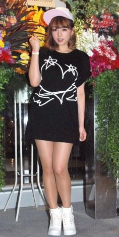 篠崎愛、4月にソロ歌手デビュー「目標は倖田來未さん」 グラビアは継続