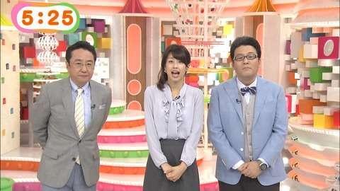 加藤綾子アナ、めざましテレビから途中で消える…「体調を崩して」ネットでは心配の声