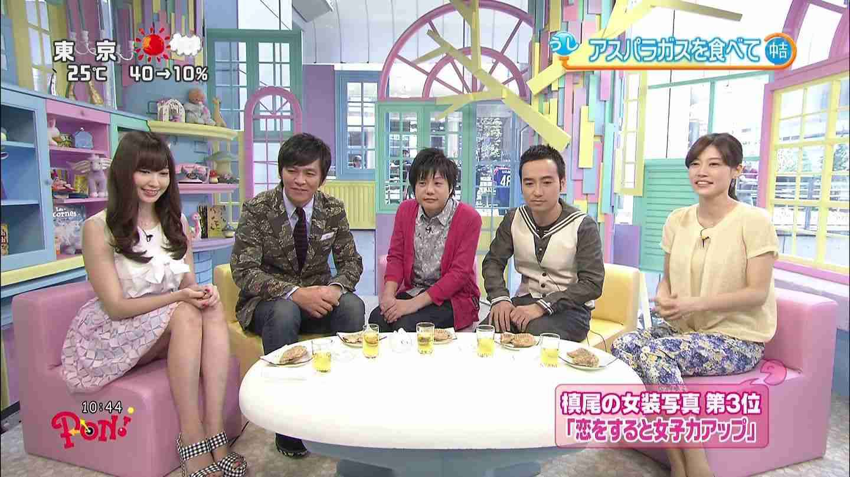 AKB48小嶋陽菜がミニスカートでソファに座るときの角度が計算しつくされていると話題に